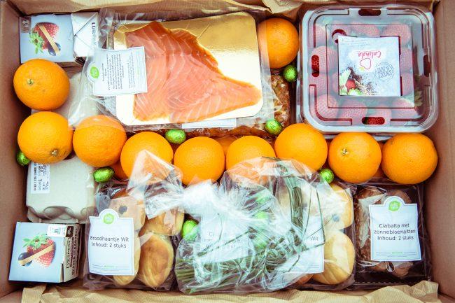 hello fresh paas brunch box MAMA to the max maaltijdbox hellofresh