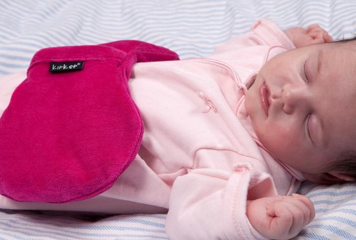 Kipkep-woller-roze-pink