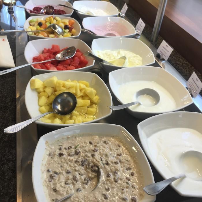 7. 's ochtends ontbijten