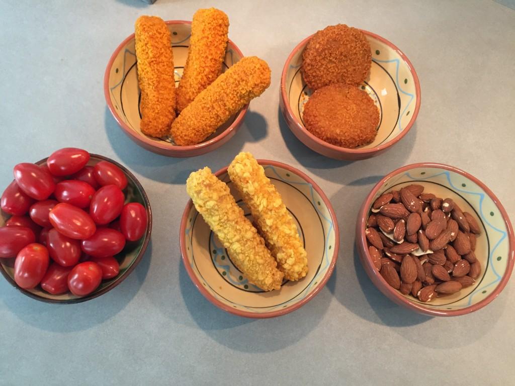 5 Kwekkeboom snacks