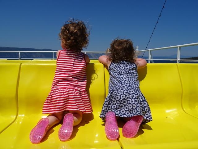 reisverslaafde, tweeling, vakantie