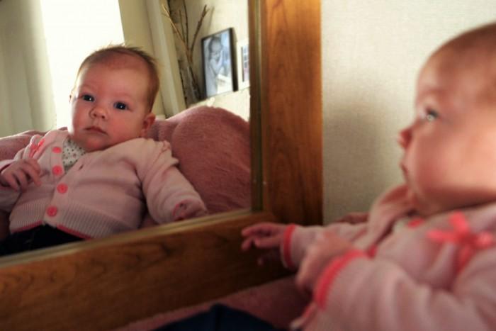 Spiegeltje Sem (eigendom BoeTie buikjes & babys)
