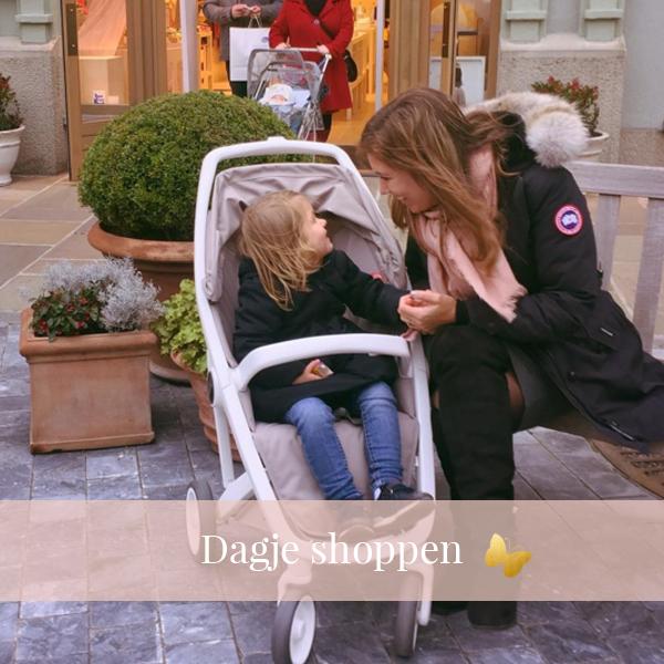 vlog outlet maasmechelen shoppen moeder kind dochter MAMA to the max
