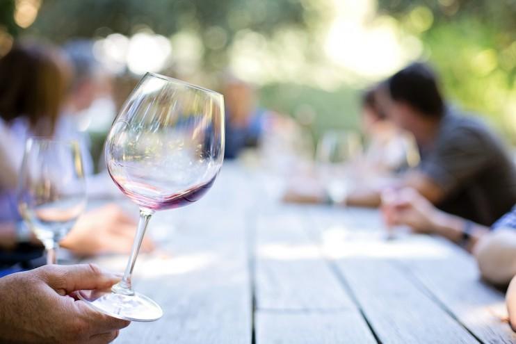 dertig wijnglas MAMA to the max