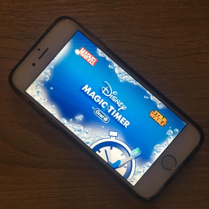 tandenpoetsen oral b elektrische tandenborstel app superhelden kind 3 jaar tanden poetsen MAMA to the max