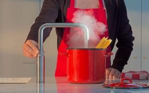 kraan quooker keuken veilig koken kinderen MAMA to the max