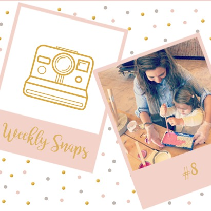 weekly snaps dagboek foto weekoverzicht blog moeder lifestyle MAMA to the max