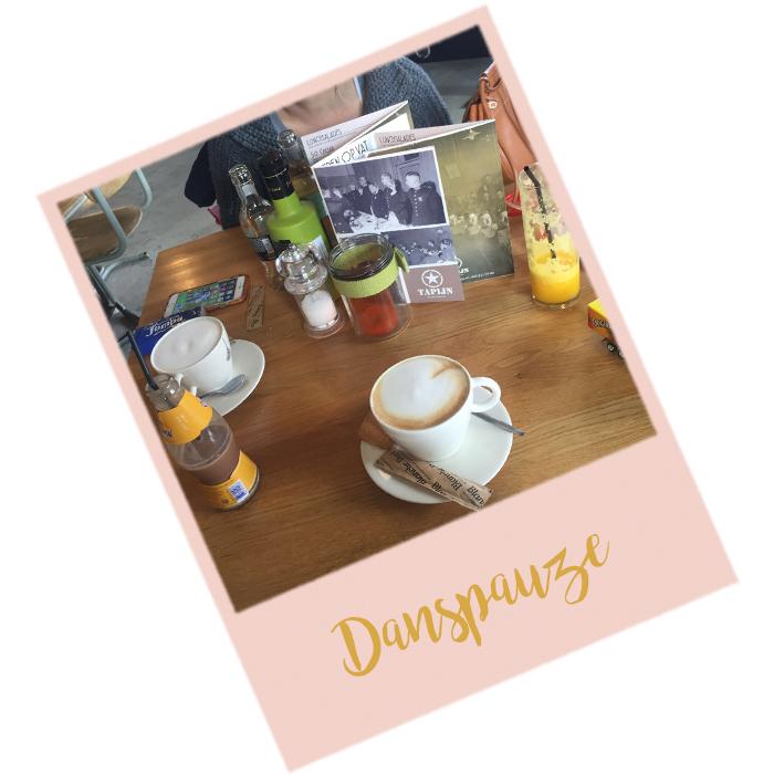 Vrijdag-koffiepauze
