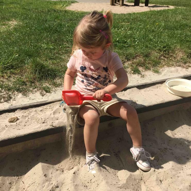spelen opvang buiten speeltuin maxime MAMA to the max