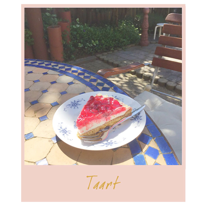 Donderdag-taart