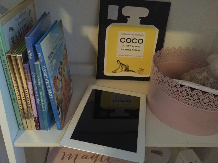 Voorlezen iPad MAMA to the max