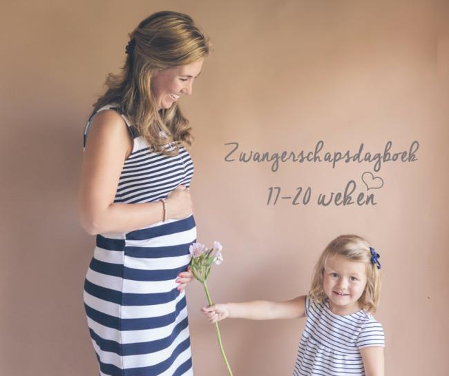 zwanger zwangerschapsupdate #3 zwangerschapsdagboek zwangerschap 17 18 19 20 weken derde trimester MAMA to the max