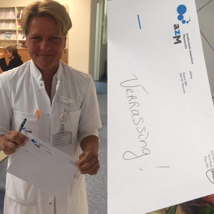 gynaecologe christine azm mumc maastricht MAMA to the max