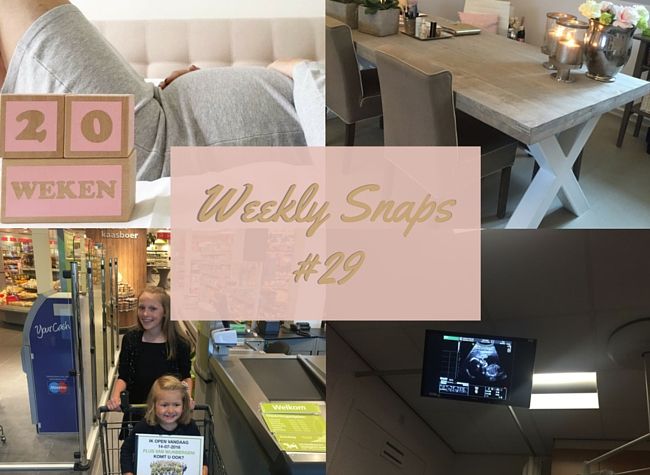 Weekly snaps 29 foto dagboek MAMA to the max
