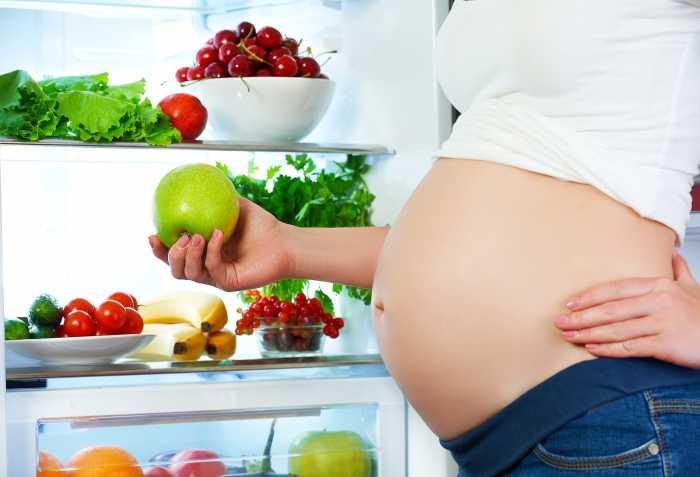 eetdagboek zwanger eten zwangerschap