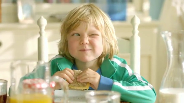 perfect ontbijt; reclame; tv commercial