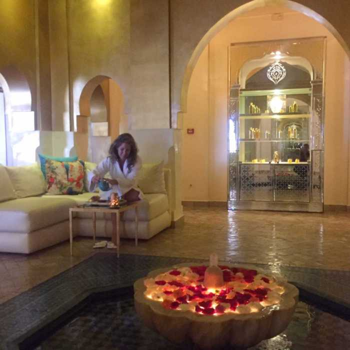 Wellness in het Sofitel Marrakech Lounge and Spa