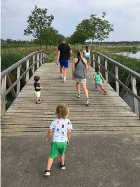 bootcamp obstaclerun kinderen moeders vaders gezin mama to the max sporten Triumph Triaction