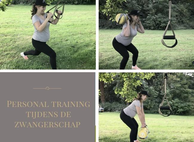 personal training tijdens de zwangerschap gezond sporten bewegen MAMA to the max