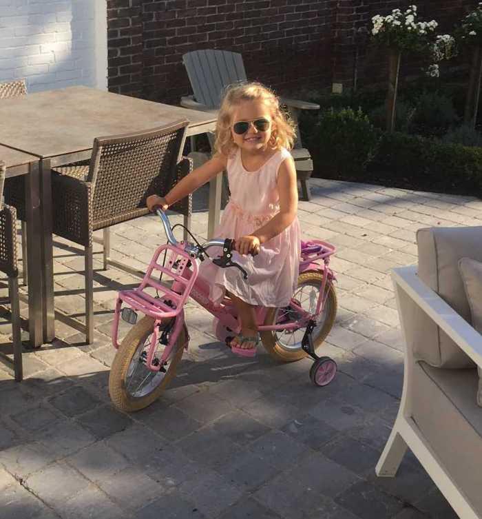 kinderfiets eerste fiets popal MAMA to the max