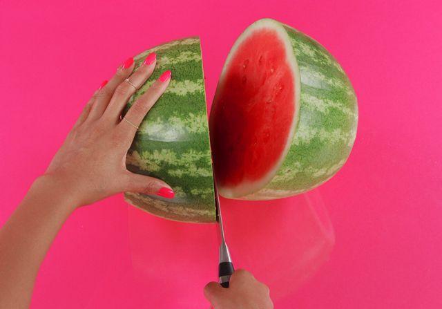 gezond trakteren watermeloen school kinderdagverblijf mama to the max