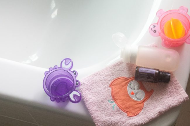 DIY: mlde wasgel voor baby's 3