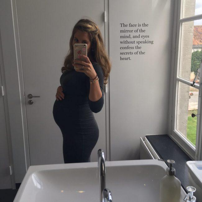marjon zwanger 24 weken zwangerschap MAMA to the max