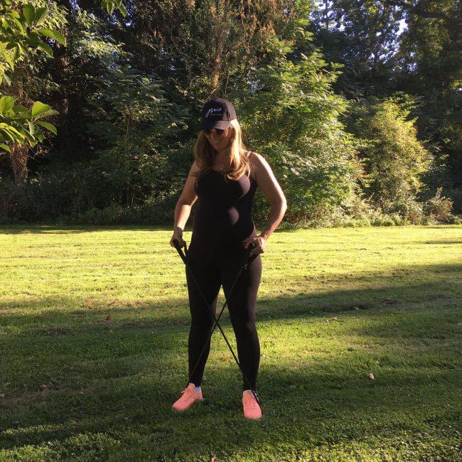 sporten zwanger zwangerschapsfitness zwangerschapsgym MAMA to the max