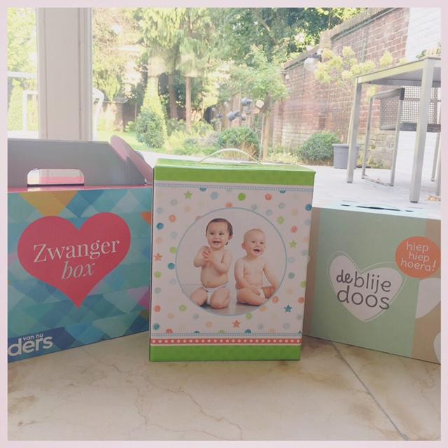zwangerschapsbox zwanger box baby bevalling MAMA to the max