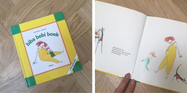 bib bebi boek MAMA to the max