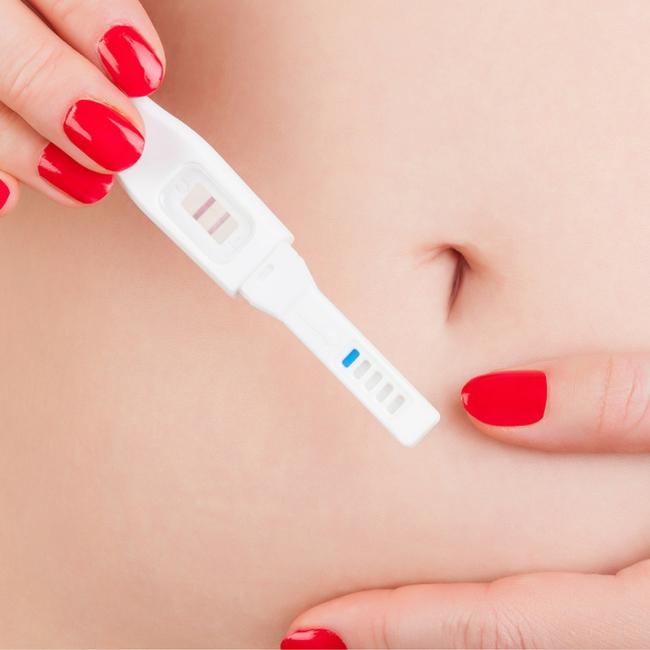 zwangerschapstest niet goed MAMA to the max