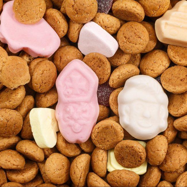 Pepernoten Colorful Candy Sinterklaas Zwarte Piet