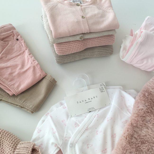 zara shoplog babykleding peuterkleding