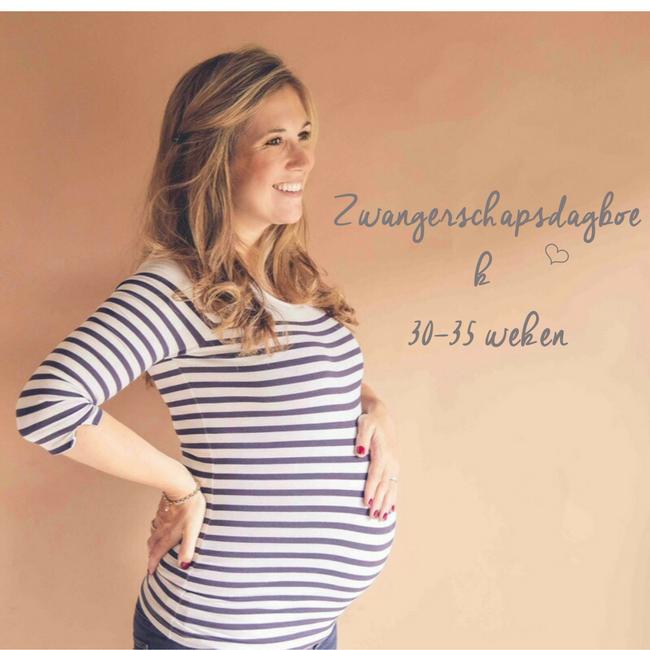 Zwangerschapsupdate #6 35 weken zwanger zwangerschapsupdate - MAMA to the max