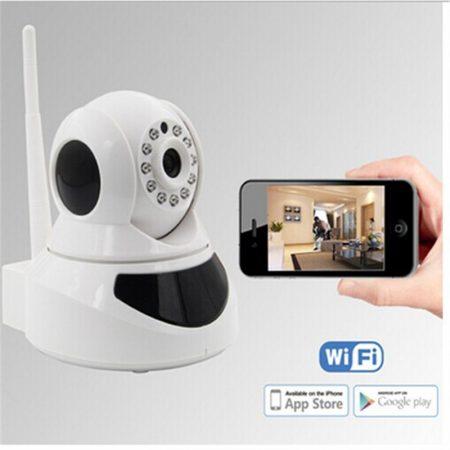 logitech babyfoon camera MAMA to the max