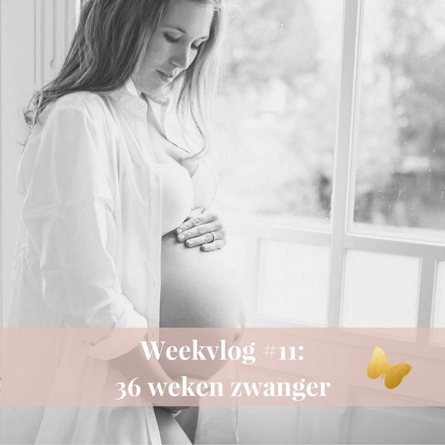 weekvlog 36 weken zwanger MAMA to the max