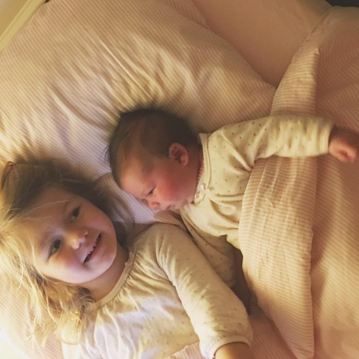 kraamtijd newborn bevalling zwangerschapsverlof MAMA to the max