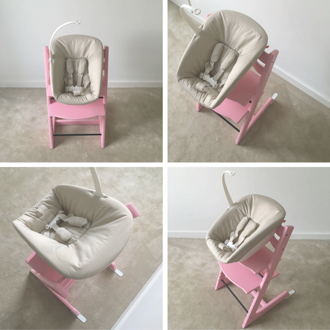 stokke tripp trapp newborn set MAMA to the max