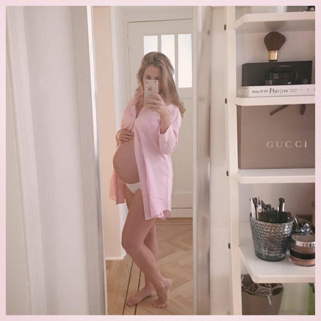 zwanger hoogzwanger bevalling kraamtijd MAMA to the max