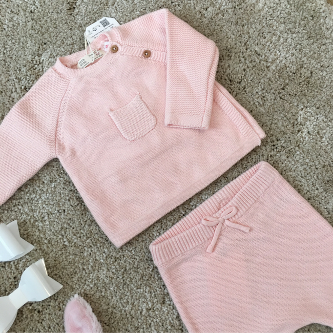 what we wear lilou zara kleding baby
