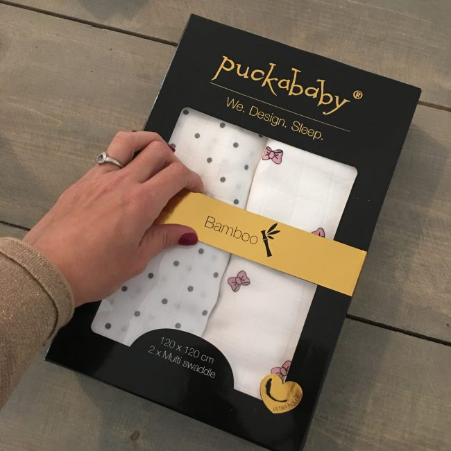 puckababy inbakeren ten collectie swaddles weekly snaps #19 wekelijks dagboek - MAMA to the max