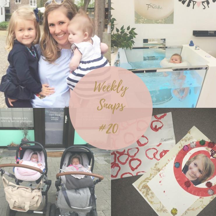 weekly snaps #20 babyspa moederdag ecco MAMA to the max