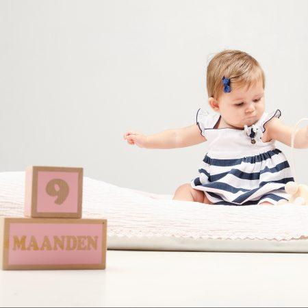 lilou 9 maanden oud baby eertste jaar babyvoeding babyhapjes moederschap opvoeding kelly caresse zwanger MAMA to the max
