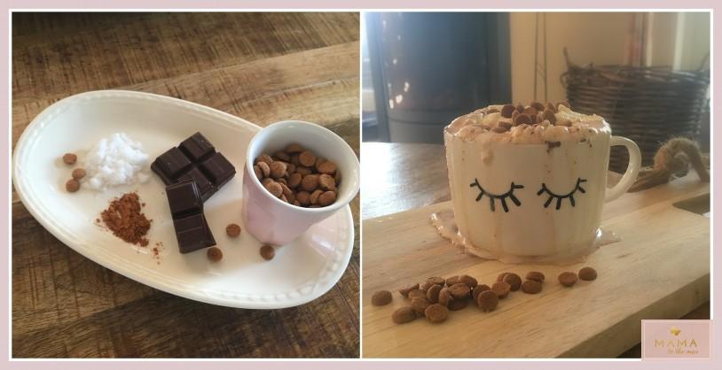 Chocolademelk recept 3x homemade herfstdrankjes
