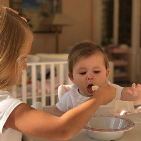 eetschema lilou eerste babyvoeding hapjes MAMA to the max