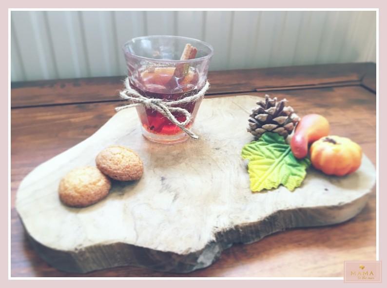 verse gember kaneel thee recept 3 x homemade herfstdrankjes