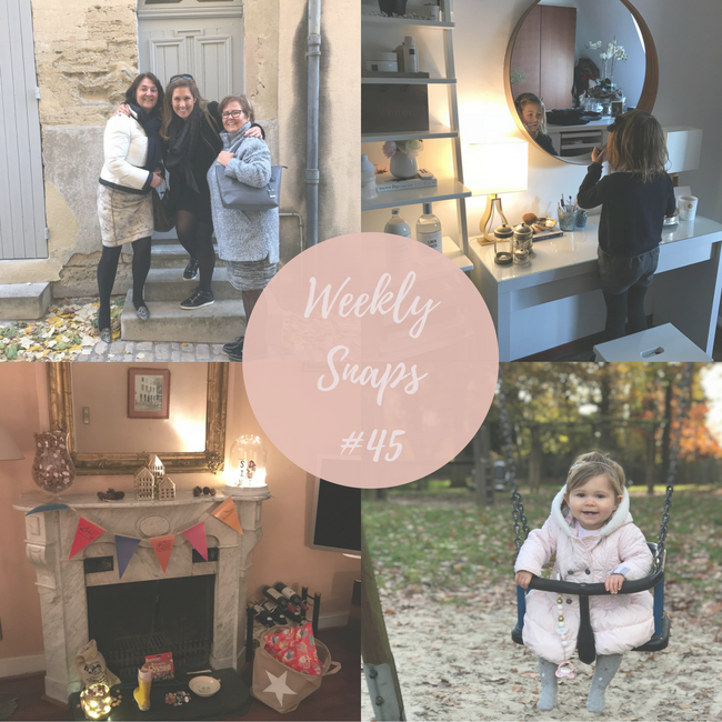weekly snaps #45 wekelijkse dagboek MAMA to the max