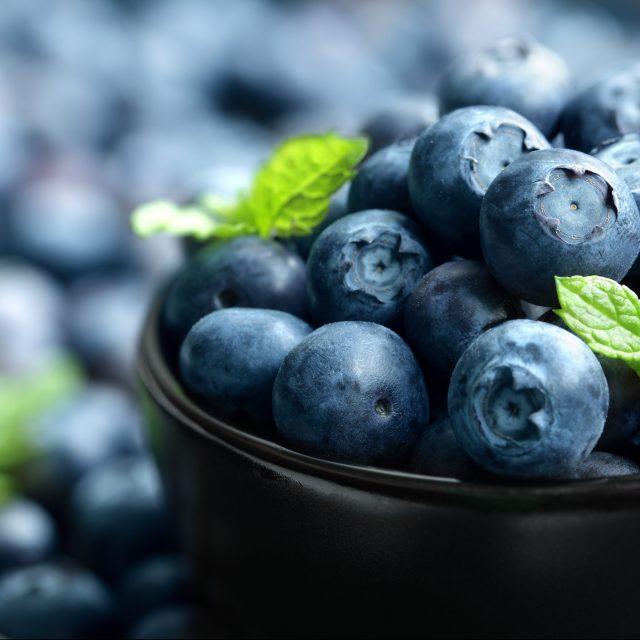 zwarte bessen antioxidant gezond vitamine fruit