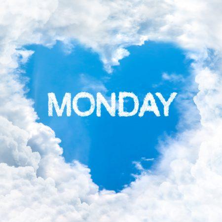 Blauwe maandag lucht depressie mamatothemax