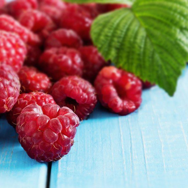frambozen gezond vitamine